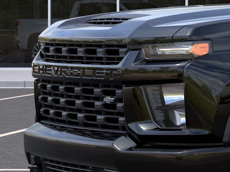 2021 Chevrolet Silverado 2500 Crew Cab 4x4, Pickup #Q210448 - photo 11
