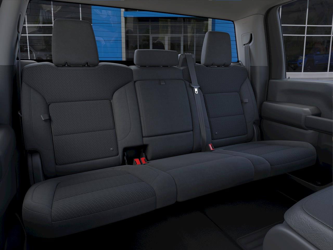 2021 Chevrolet Silverado 2500 Crew Cab 4x4, Pickup #Q210448 - photo 14