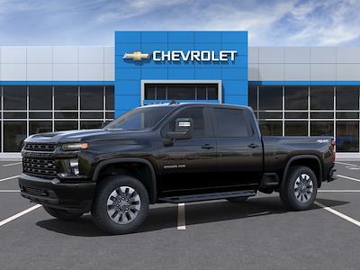 2021 Chevrolet Silverado 2500 Crew Cab 4x4, Pickup #Q210448 - photo 3
