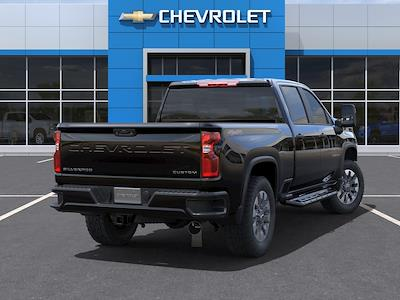 2021 Chevrolet Silverado 2500 Crew Cab 4x4, Pickup #Q210448 - photo 2