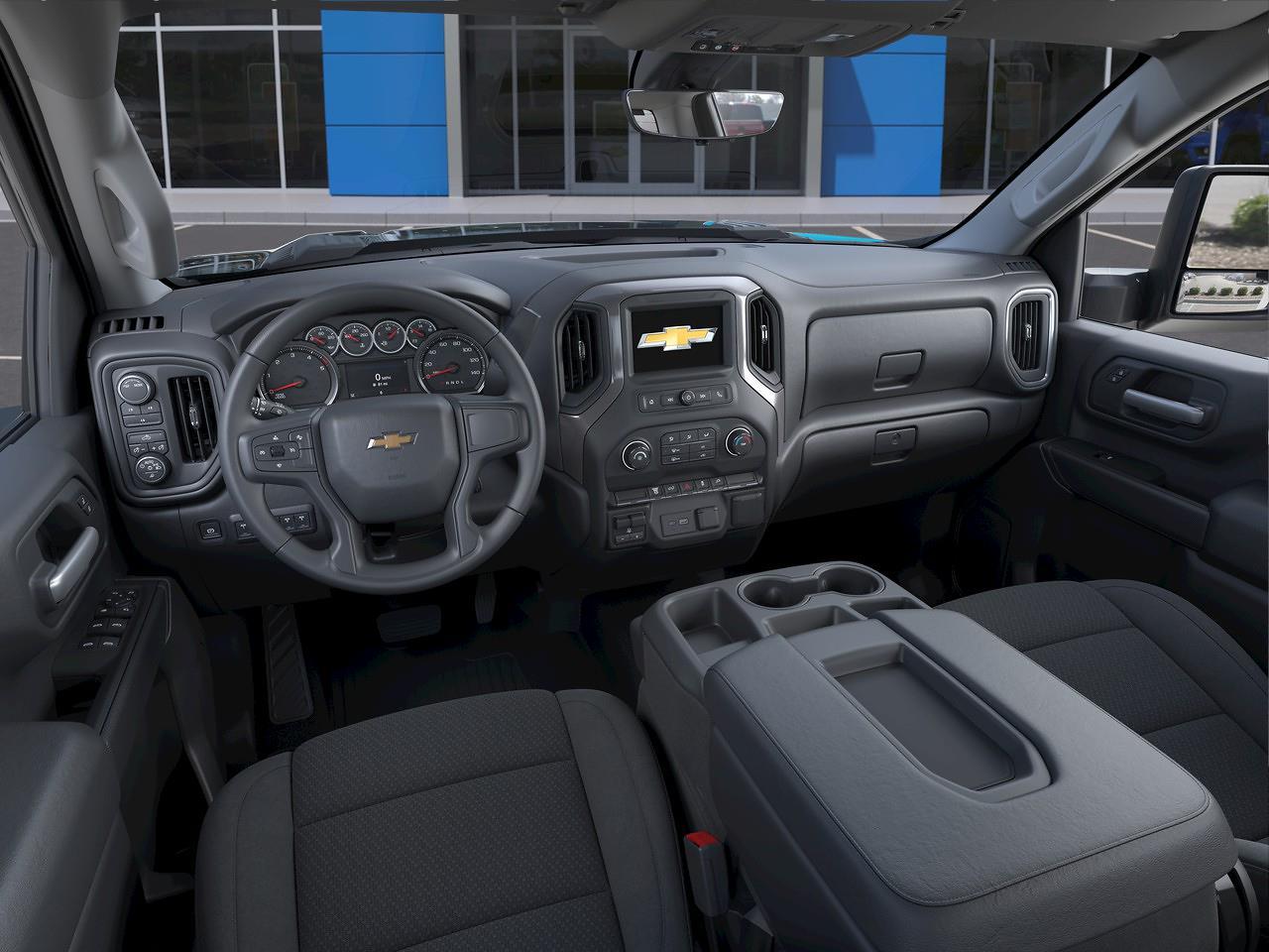 2021 Chevrolet Silverado 2500 Crew Cab 4x4, Pickup #Q210455 - photo 12
