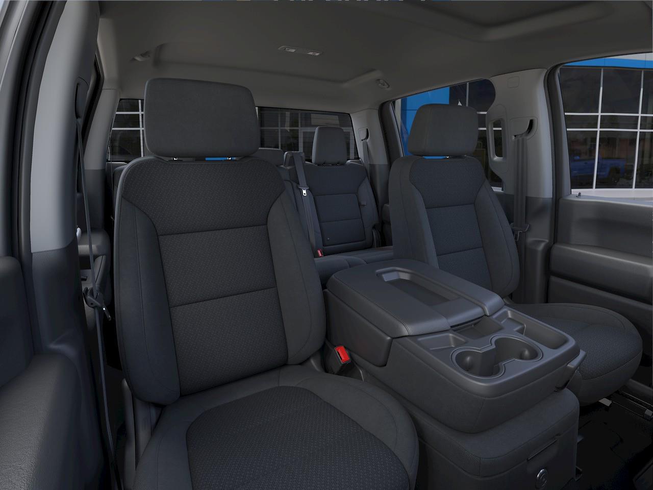 2021 Chevrolet Silverado 2500 Crew Cab 4x4, Pickup #Q210455 - photo 13