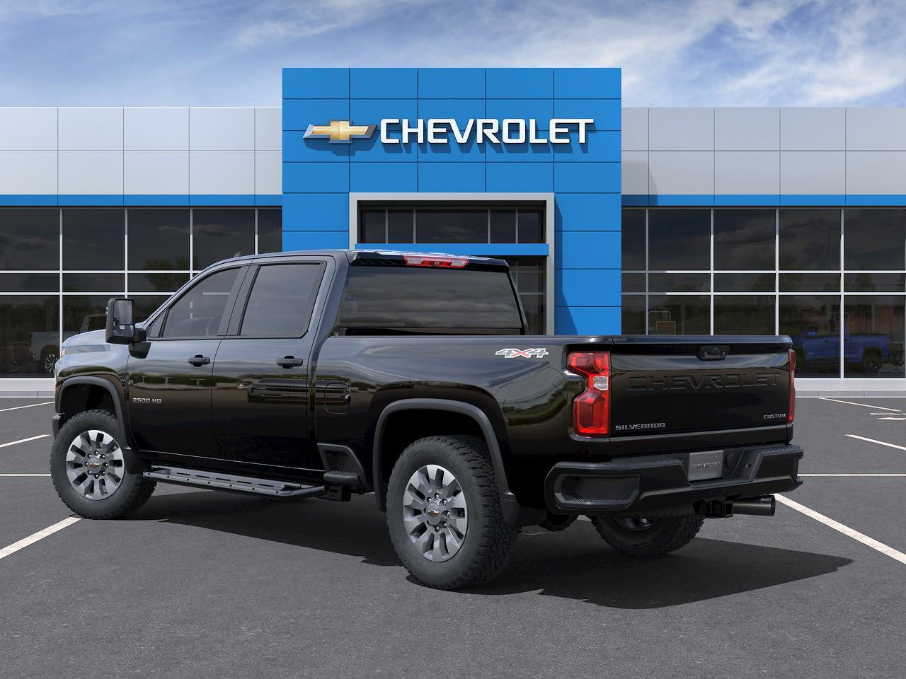 2021 Chevrolet Silverado 2500 Crew Cab 4x4, Pickup #Q210455 - photo 4