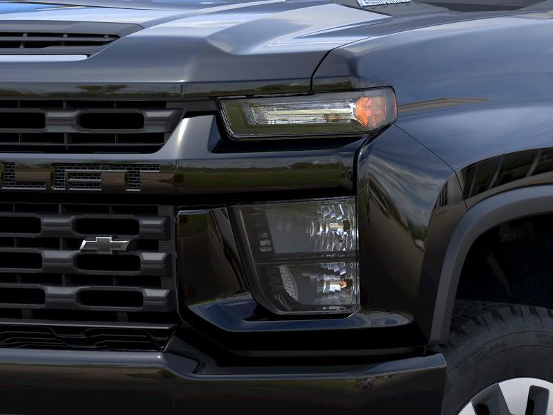2021 Chevrolet Silverado 2500 Crew Cab 4x4, Pickup #Q210455 - photo 8