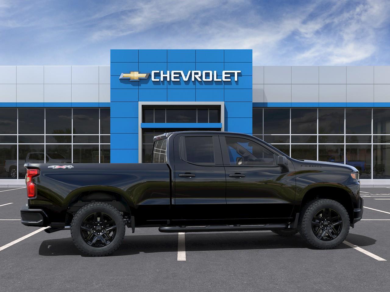 2021 Chevrolet Silverado 1500 Double Cab 4x4, Pickup #Q210463 - photo 5