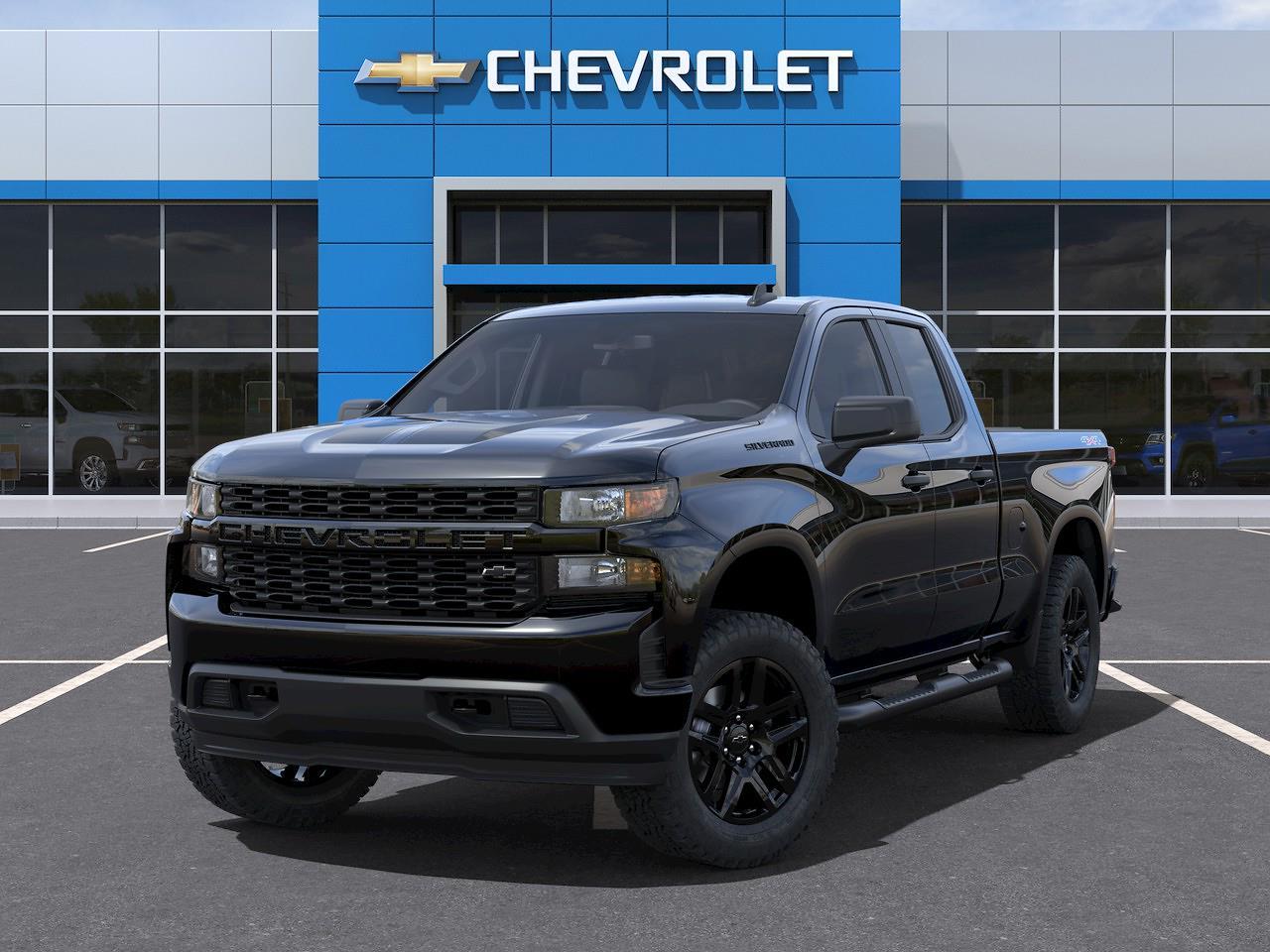 2021 Chevrolet Silverado 1500 Double Cab 4x4, Pickup #Q210463 - photo 6