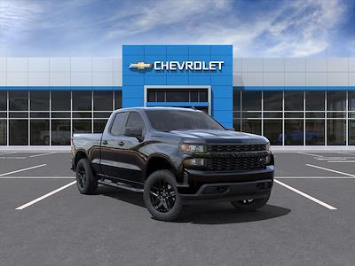 2021 Chevrolet Silverado 1500 Double Cab 4x4, Pickup #Q210463 - photo 1