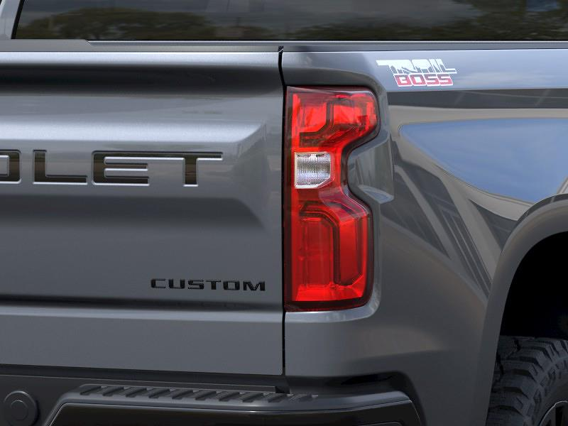 2021 Chevrolet Silverado 1500 Crew Cab 4x4, Pickup #Q210466 - photo 9