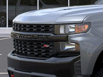 2021 Chevrolet Silverado 1500 Crew Cab 4x4, Pickup #Q210466 - photo 11