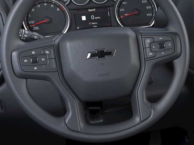 2021 Chevrolet Silverado 1500 Crew Cab 4x4, Pickup #Q210467 - photo 16