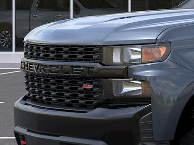 2021 Chevrolet Silverado 1500 Crew Cab 4x4, Pickup #Q210467 - photo 11