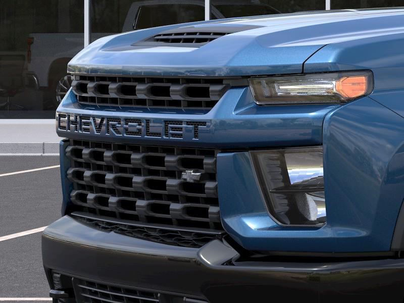 2021 Chevrolet Silverado 2500 Crew Cab 4x4, Pickup #Q210471 - photo 11