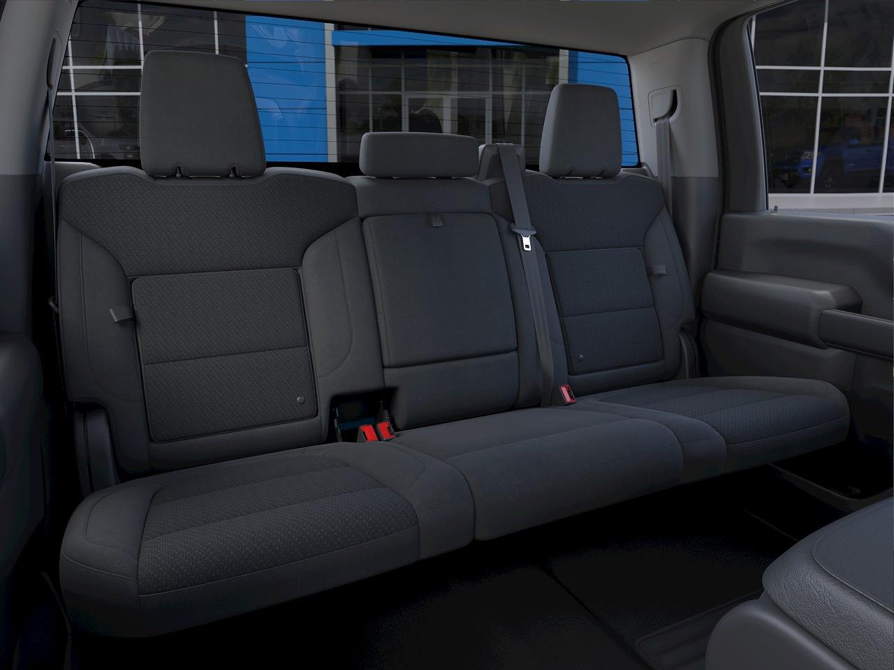 2021 Chevrolet Silverado 2500 Crew Cab 4x4, Pickup #Q210471 - photo 14