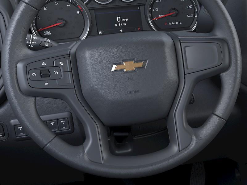 2021 Chevrolet Silverado 2500 Crew Cab 4x4, Pickup #Q210471 - photo 16