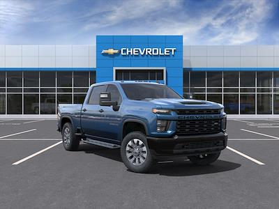 2021 Chevrolet Silverado 2500 Crew Cab 4x4, Pickup #Q210471 - photo 1