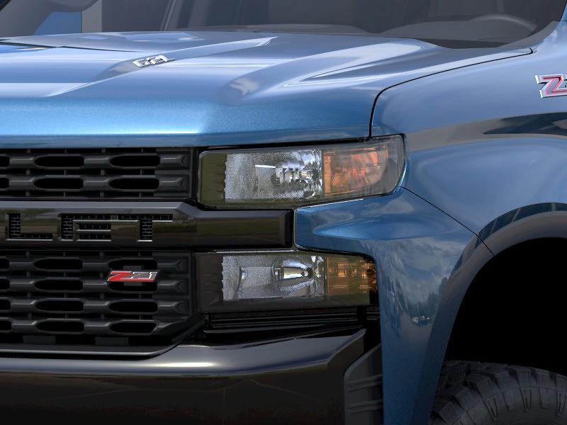 2021 Chevrolet Silverado 1500 Crew Cab 4x4, Pickup #Q210473 - photo 8
