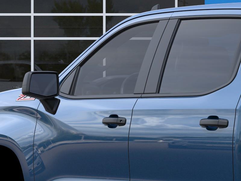 2021 Chevrolet Silverado 1500 Crew Cab 4x4, Pickup #Q210473 - photo 10