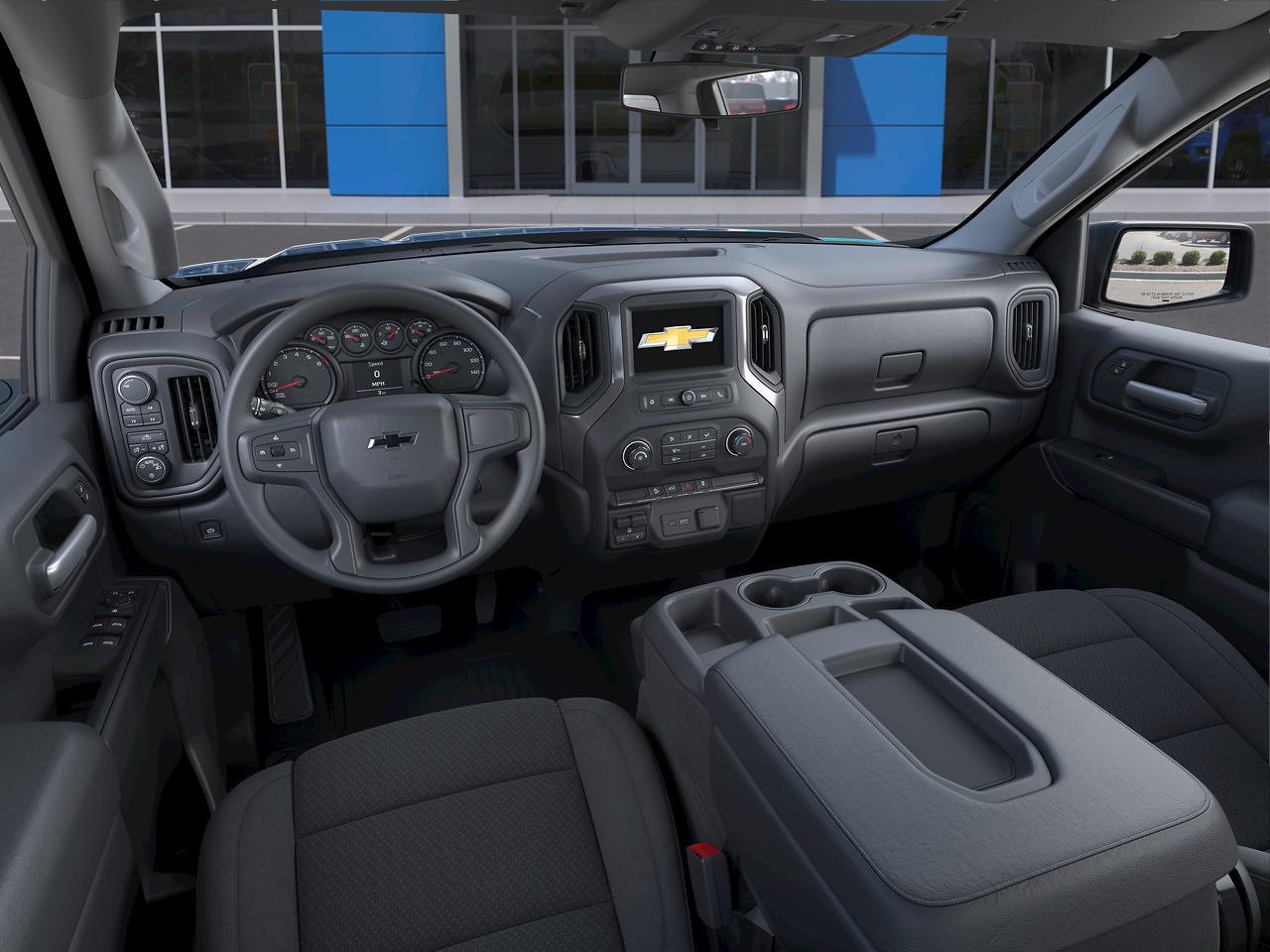 2021 Chevrolet Silverado 1500 Crew Cab 4x4, Pickup #Q210473 - photo 12