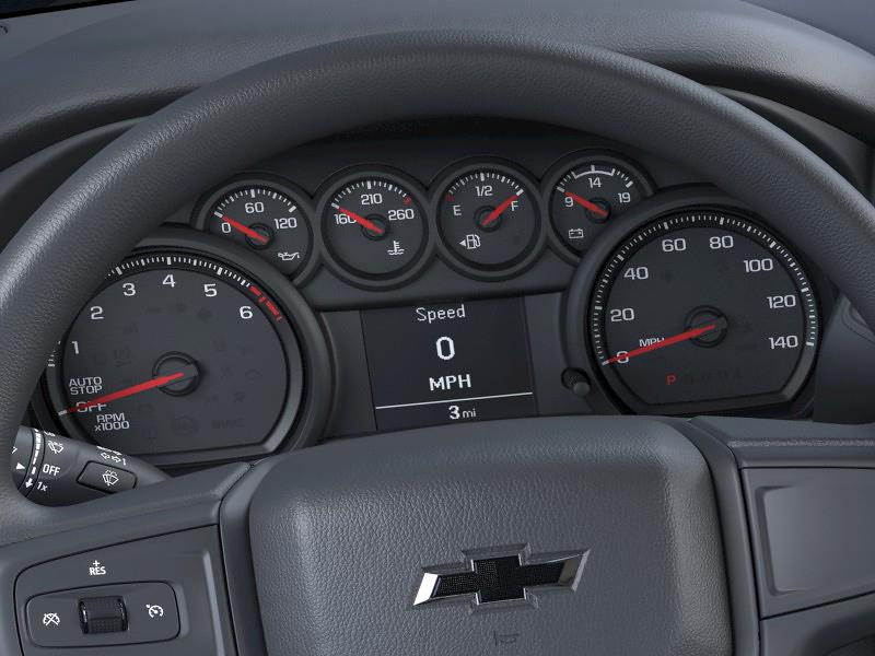 2021 Chevrolet Silverado 1500 Crew Cab 4x4, Pickup #Q210473 - photo 15