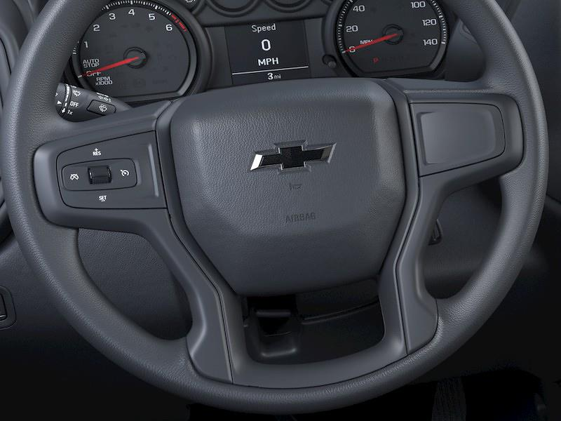 2021 Chevrolet Silverado 1500 Crew Cab 4x4, Pickup #Q210473 - photo 16