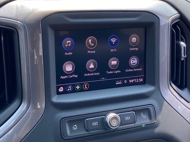 2021 Chevrolet Silverado 1500 Crew Cab 4x4, Pickup #Q210473 - photo 24