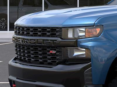 2021 Chevrolet Silverado 1500 Crew Cab 4x4, Pickup #Q210473 - photo 11