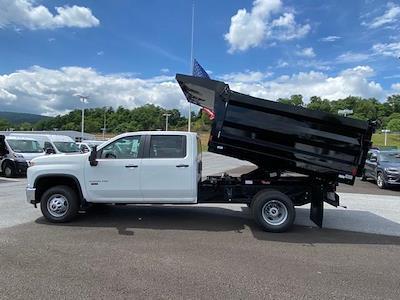 2021 Silverado 3500 Crew Cab 4x4,  Rugby Landscape Dump #Q210502 - photo 29
