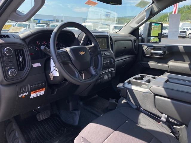 2021 Silverado 3500 Regular Cab 4x4,  Stake Bed #Q210522 - photo 13