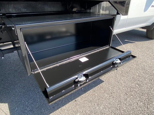 2021 Silverado 3500 Regular Cab 4x4,  Stake Bed #Q210522 - photo 28