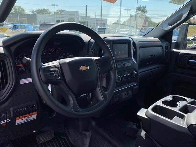 2021 Silverado 3500 Regular Cab 4x4,  Stake Bed #Q210522 - photo 30