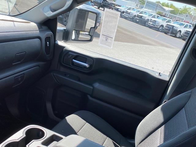 2021 Silverado 3500 Regular Cab 4x4,  Stake Bed #Q210522 - photo 31