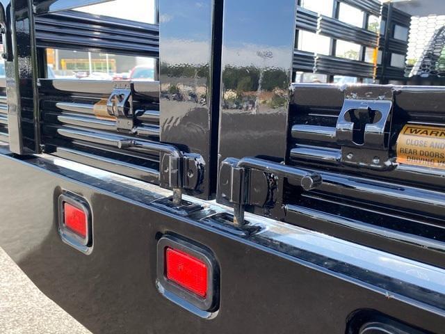 2021 Silverado 3500 Regular Cab 4x4,  Stake Bed #Q210522 - photo 34