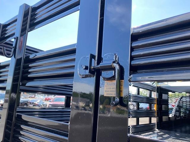 2021 Silverado 3500 Regular Cab 4x4,  Stake Bed #Q210522 - photo 35