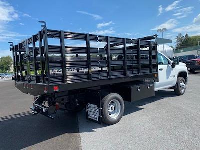 2021 Silverado 3500 Regular Cab 4x4,  Stake Bed #Q210522 - photo 6