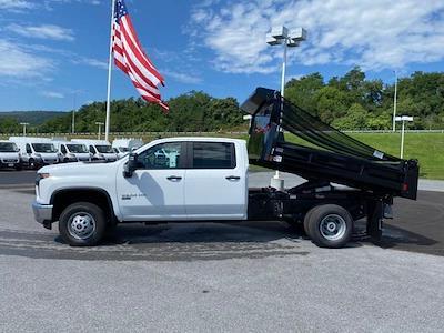 2021 Silverado 3500 Crew Cab 4x4,  Rugby Dump Body #Q210525 - photo 37