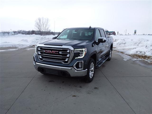 2021 GMC Sierra 1500 Crew Cab 4x4, Pickup #C22527 - photo 3