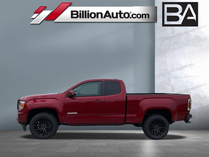 2021 GMC Canyon Extended Cab 4x2, Pickup #C22892 - photo 4