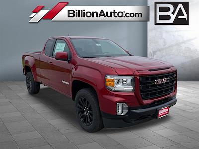 2021 GMC Canyon Extended Cab 4x2, Pickup #C22892 - photo 8