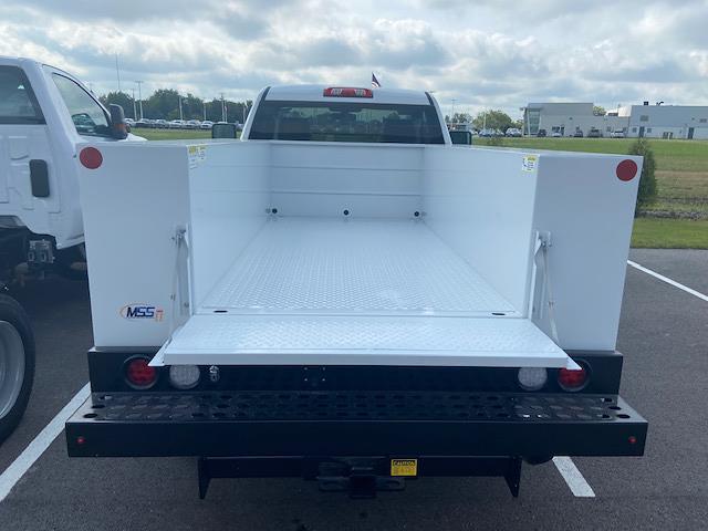 2021 Silverado 2500 Regular Cab 4x2,  Monroe Truck Equipment MSS II Service Body #W210702 - photo 4