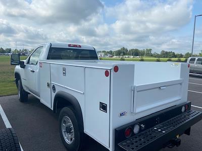 2021 Silverado 2500 Regular Cab 4x2,  Monroe Truck Equipment MSS II Service Body #W210702 - photo 2