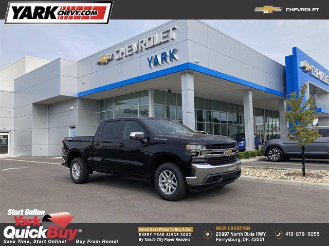 2021 Silverado 1500 4x4,  Pickup #W210561 - photo 1