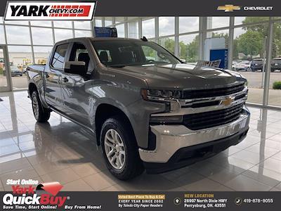 2021 Chevrolet Silverado 1500 4x4, Pickup #366109 - photo 1