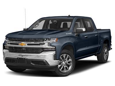 2021 Silverado 1500 4x4,  Pickup #W210743 - photo 1