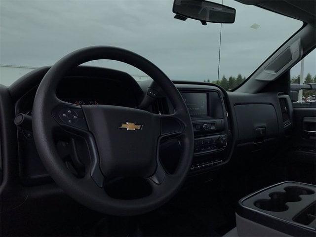 2019 Chevrolet Silverado 6500 Regular Cab DRW 4x4, 11 Ft Air Flow dump Body #W190628 - photo 14