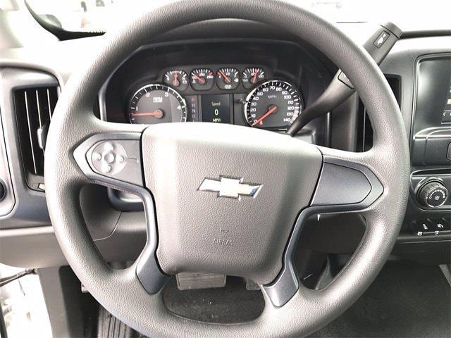 2019 Chevrolet Silverado 6500 Regular Cab DRW 4x4, 11 Ft Air Flow dump Body #W190628 - photo 15