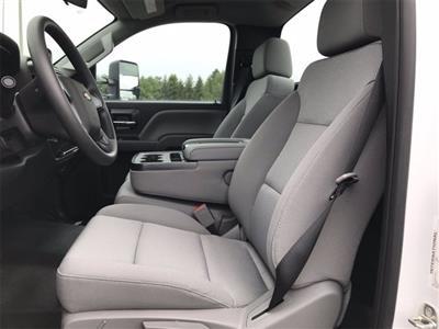 2019 Chevrolet Silverado 6500 Regular Cab DRW 4x4, Cab Chassis #W190628 - photo 11