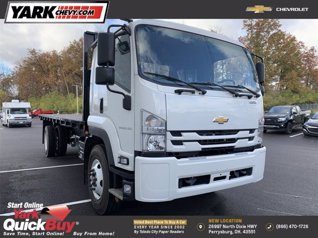 2020 Chevrolet LCF 6500XD Regular Cab DRW 4x2, Parkhurst Platform Body #W200475 - photo 1