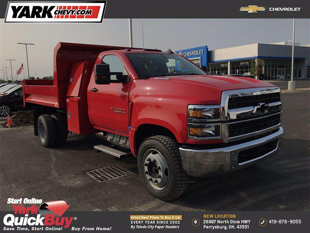 2020 Chevrolet Silverado 4500 Regular Cab DRW 4x2, Monroe Dump Body #W200545 - photo 1