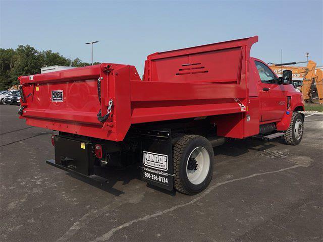 2020 Chevrolet Silverado 4500 Regular Cab DRW 4x2, Monroe Dump Body #W200545 - photo 1
