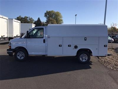 2020 Chevrolet Express 3500 4x2, Knapheide KUV Service Utility Van #W200623 - photo 5